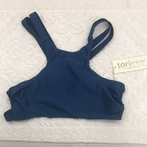 Tori Praver Bikini Top